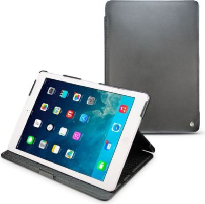Noreve cuir apple ipad air housse protection etui for Housse tablette boulanger