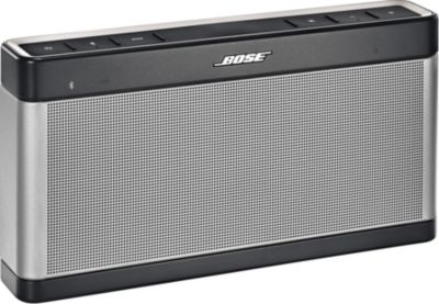 Enceinte Bluetooth Bose Soundlink Mobile Iii