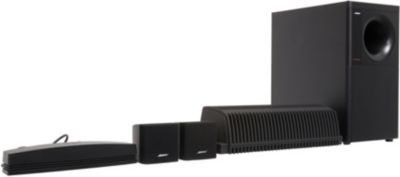 Home cinéma 2.1 BOSE PACK SYSTEME WIFI SOUNDTOUCH AM3