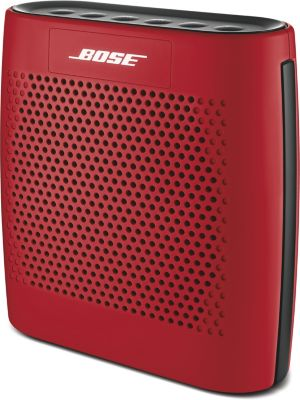 Enceinte Bluetooth BOSE SoundLink Colour rouge + Housse BOSE Housse pour SoundLink Color