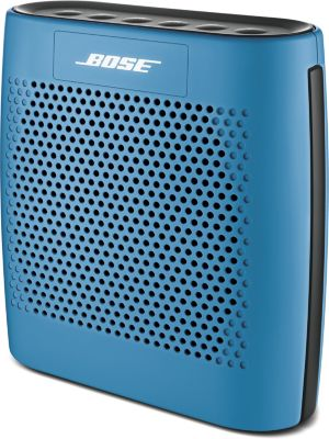 Enceinte Bluetooth BOSE SoundLink Colour bleue + Housse BOSE Housse pour SoundLink Color