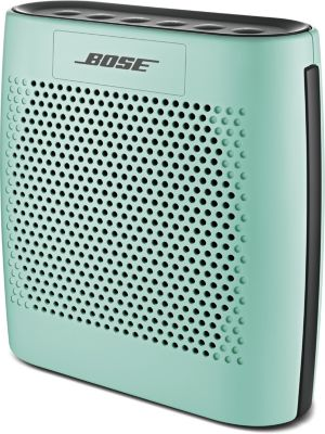 Enceinte Bluetooth BOSE SoundLink Colour menthe + Housse BOSE Housse pour SoundLink Color