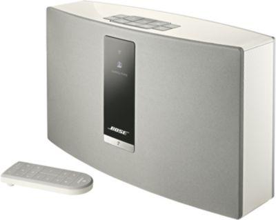 Enceinte Multiroom BOSE SoundTouch 20 Blanc III