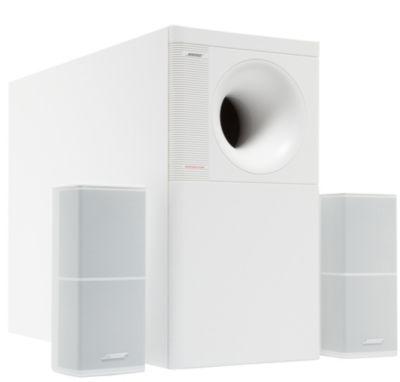 Pack enceinte Home Cinéma BOSE ACOUSTIMASS® 5 serie V Blanc