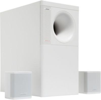 Pack enceinte Home Cinéma BOSE ACOUSTIMASS® 3 serie V Blanc