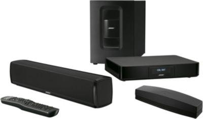 Barre de son BOSE SOUNDTOUCH 120 + Enceinte Bluetooth BOSE SoundLink Colour noire