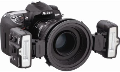 Flash NIKON Kit flash asservi R1