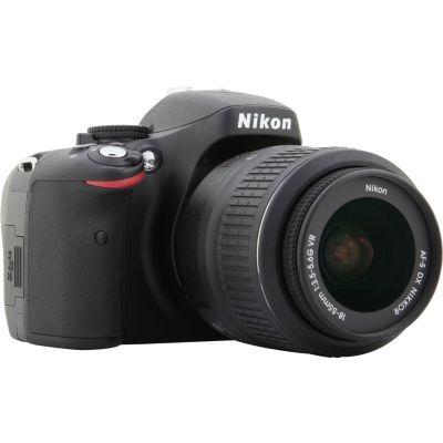 Reflex NIKON Pack D5100+18-55vr+FT+SD+Té