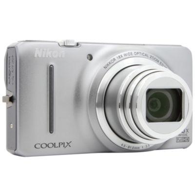 APN NIKON Coolpix S9200 Argent