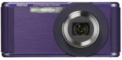 APN PENTAX Pack LS465 violet + étui