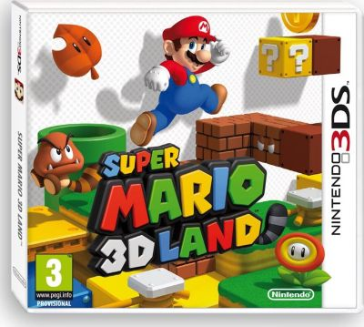 Jeu 3DS NINTENDO Super Mario Land 3DS