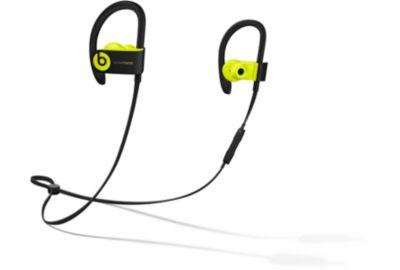 Ecouteur Sport BEATS PowerBeats3 Wireless shock yellow