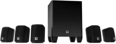 Pack D Enceintes 5+1 Jbl Cinema 510