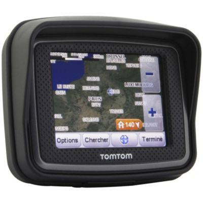 GPS TOMTOM Rider Pro Europe + Kit XTREAM So easy rider v4
