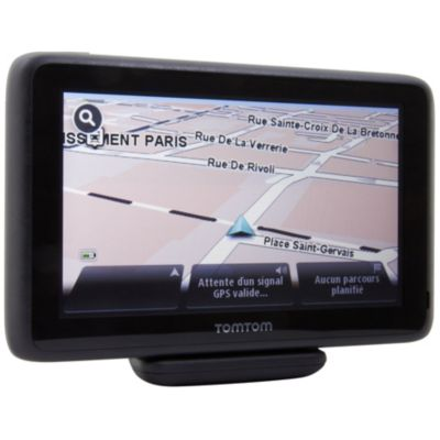 GPS TOMTOM PRO 7150 TRUCK Europe 45 pays + Adapt. Secteur WIKANGO Kit branchement s