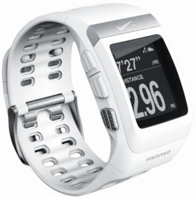 Montre GPS TOMTOM Nike + GPS Tomtom Blan