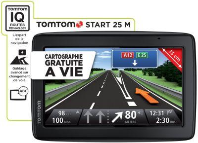 GPS TOMTOM Start 25M cartographie à vie