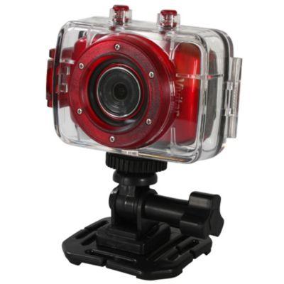 Caméra Sp.Extr. VIVITAR DVR785 Rouge