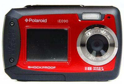 Polaroid ie090 rouge appareil photo compact boulanger - Boulanger appareil photo numerique ...