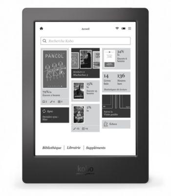 Liseuse Ebook Kobo Aura H20