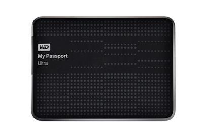 Disque WD 2,5'' 1 To My Passport Ultra Noir