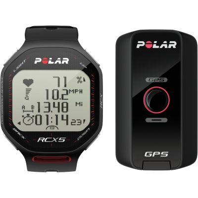 Montre cardio POLAR RCX5 GPS Noir