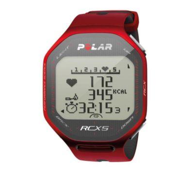 Montre cardio POLAR RCX5 GPS Rouge
