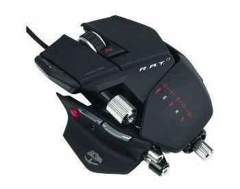 souris gamer Mad Catz R.A.T.7 MATTE BLACK