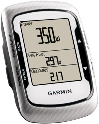 GPS vélo GARMIN EDGE 500 Carbone