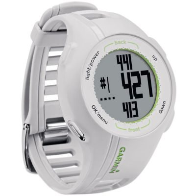 Montre GPS GARMIN Approach S1 Blanc