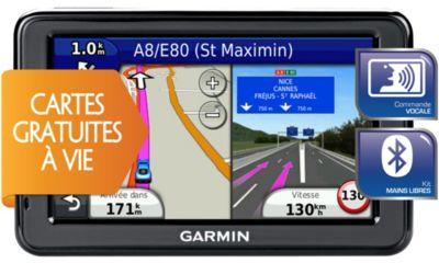 GPS GARMIN Nüvi 2495LM Trafic Live 3D