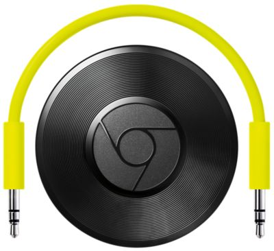 Passerelle Multimédia Audio Google Chromecast Audio