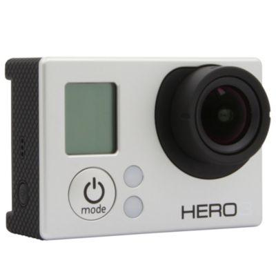 Caméra Sp.Extr. GOPRO HERO3 silver Editi