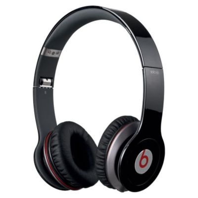 Casque BEATS Solo HD by Dr DRE Noir