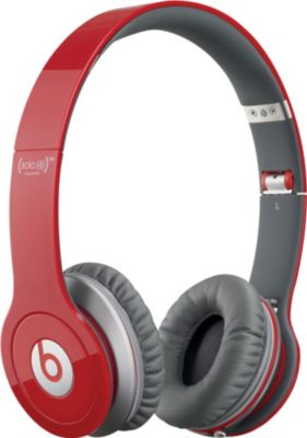 Casque BEATS SOLO HD Rouge