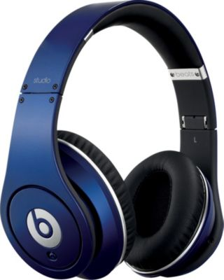 Casque BEATS Studio by Dr DRE bleu