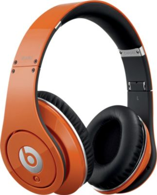 Casque BEATS Studio by Dr DRE orange