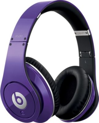 Casque BEATS Studio by Dr DRE violet
