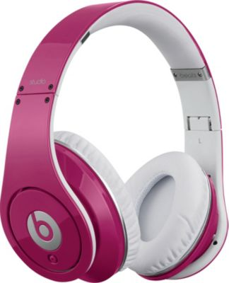 Casque BEATS Studio by Dr DRE rose