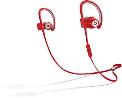 Casque intra BEATS PowerBeats Wireless rouge