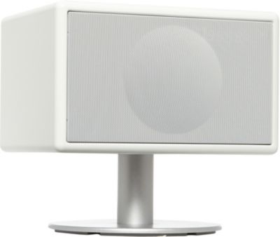 Enceinte Bluetooth Geneva Sound System Model S Blanc