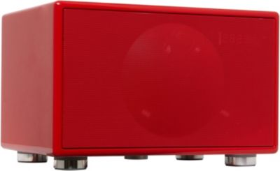 Enceinte Bluetooth Geneva Sound System Model M Rouge