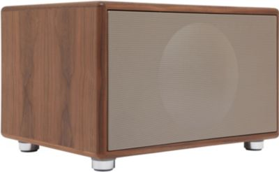 Enceinte Bluetooth Geneva Sound System Model L Walnut