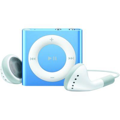 Bal. MP3 APPLE IPOD shuffle VI 2GO bleu