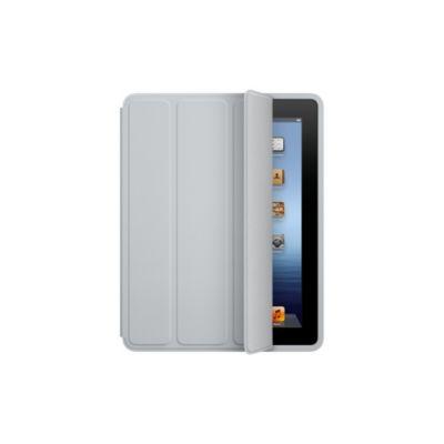 Cover APPLE Smart case gris clair