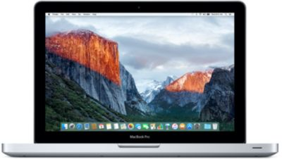 Apple MacBook Pro – 13.3 » – Core i5 – OS X 10.9 Mavericks – 4 Go RAM – 500 Go HDD