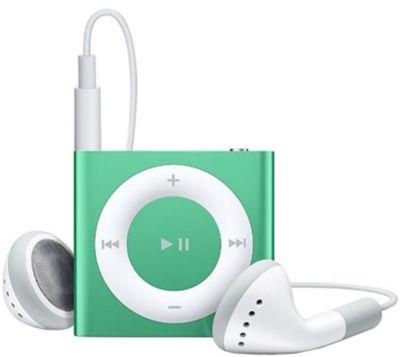 Bal. MP3 APPLE IPOD shuffle VII 2GO vert