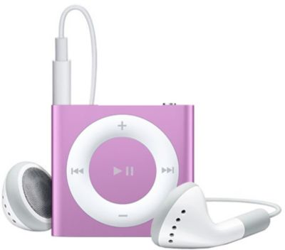 Bal. MP3 APPLE IPOD shuffle VII 2GO viol