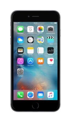 Smartphone Apple Iphone 6 Plus 16 Go Gris Sidéral