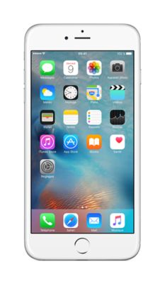 Apple iPhone 6 Plus – argenté(e) – 4G LTE – 64 Go – CDMA / GSM – smartphone